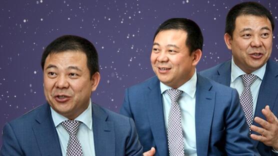 梦想践行者--分享通信集团有限公司董事长 蒋志祥