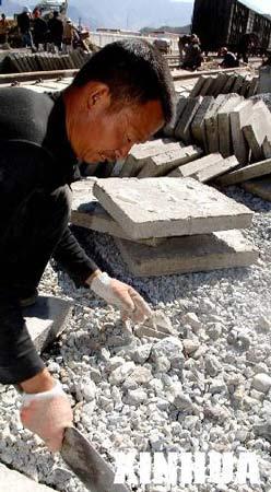 资料:青藏铁路拉萨火车站20日竣工 为青铁最大站