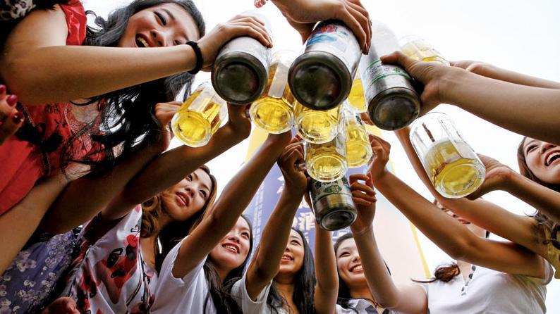大连:今年啤酒节博览会安检史上最严