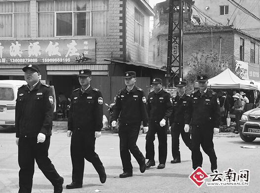 昆明城管加强规范化管理 提升形象和执法水平