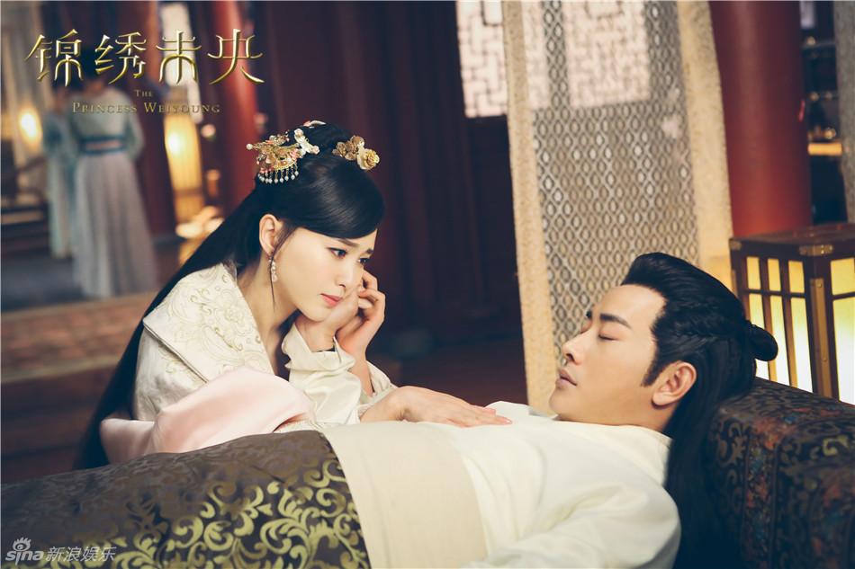 Image result for 《錦繡未央》