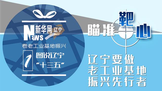 """【图说""""十三五""""】瞄准靶心 辽宁要做老工业基地振兴先行者"""