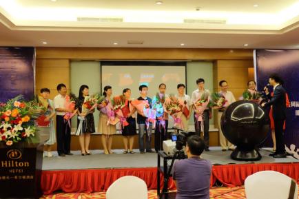 安徽首档省级教育专题电视栏目《状元尚学堂》22日晚开播