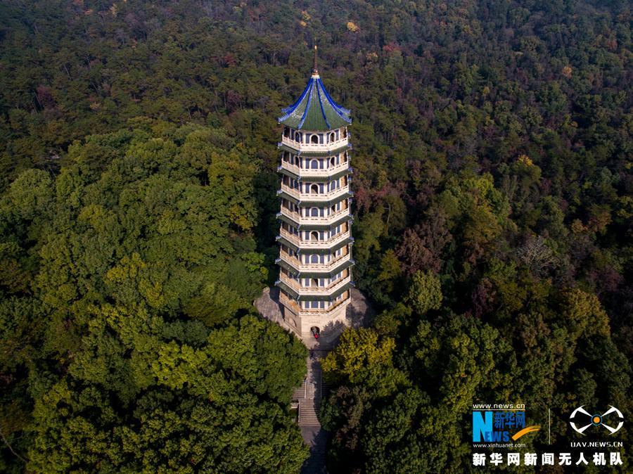 航拍紫金四季美如画 - 人在上海    - 中国新闻画报