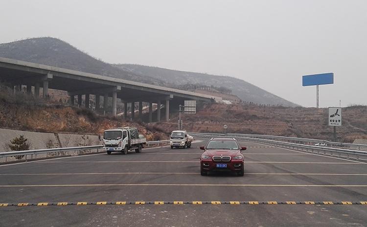 晋冀第六条高速公路大通道今日通车