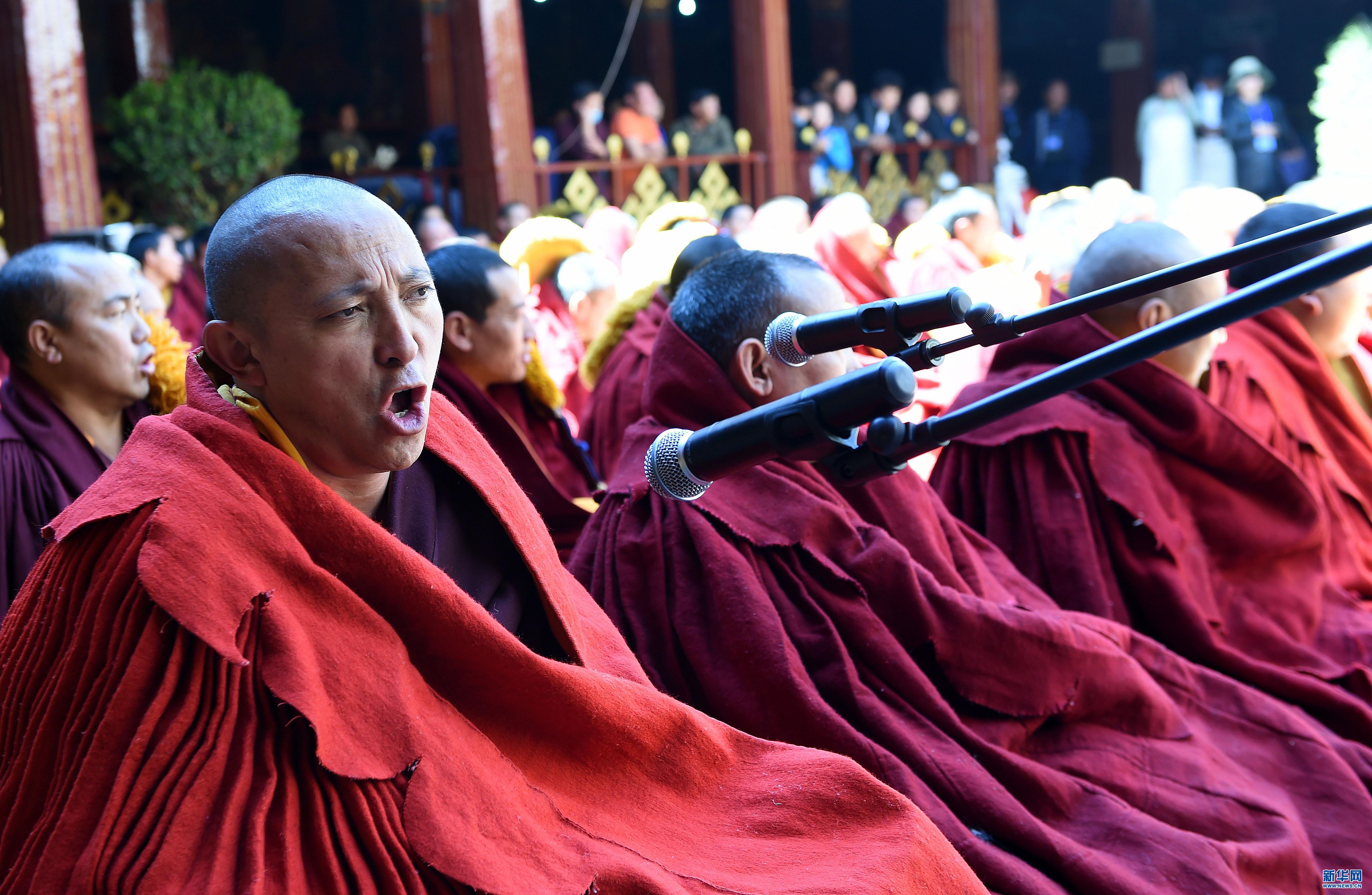 西藏11名僧人晋升藏传佛教格鲁派最高学位