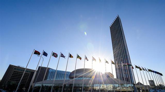 中国援非项目成为非洲亮丽风景