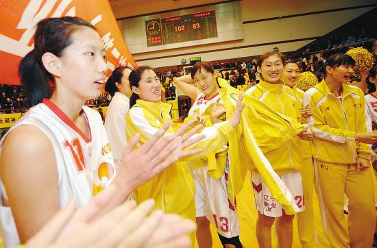 新赛季WCBA下周打响 夺冠功臣外援回辽宁女篮