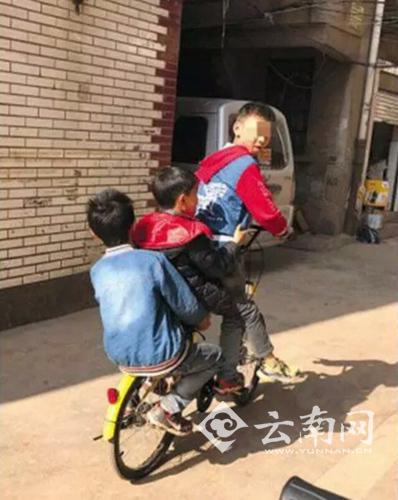"""昆明警方发公开信:没满12岁不能骑""""小黄车""""上学"""