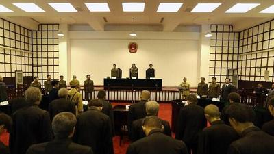 【视图】中国(沈阳)审判日本战犯特别军事法庭旧址陈列馆