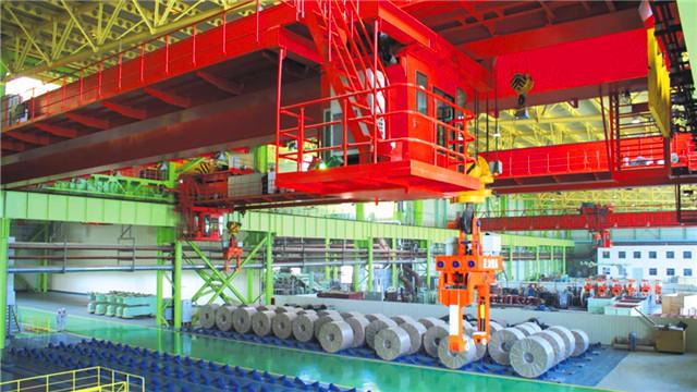 依靠科技创新 鞍山钢铁今年新品产量将达500万吨