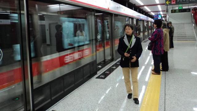 沈阳地铁高峰期车隔将压缩 最短缩至4分30秒