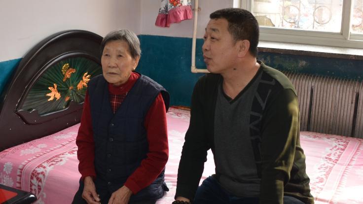 """中国网事·感动辽宁""""2015年第二季度候选人张文斌"""