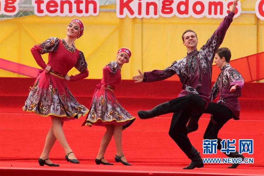 许昌举办第十届三国文化旅游周