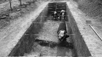公众考古活动仍在继续 两处遗存发现695件石器