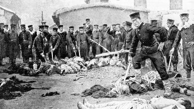 旅顺大屠杀史实展南京开展昭明历史