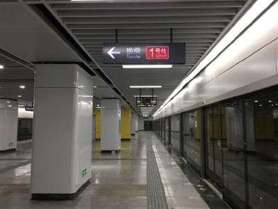 南昌地铁2号线进入运营筹备阶段首通段8月开通