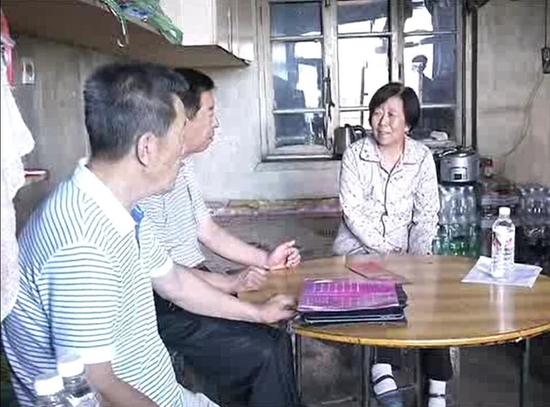 """中国网事·感动辽宁""""2015年第二季度候选人之刘金艳"""