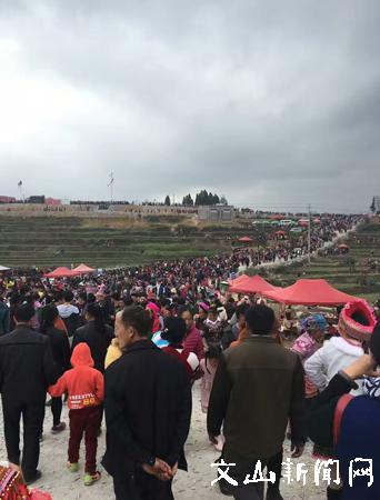 春节黄金周近60万人次畅游文山