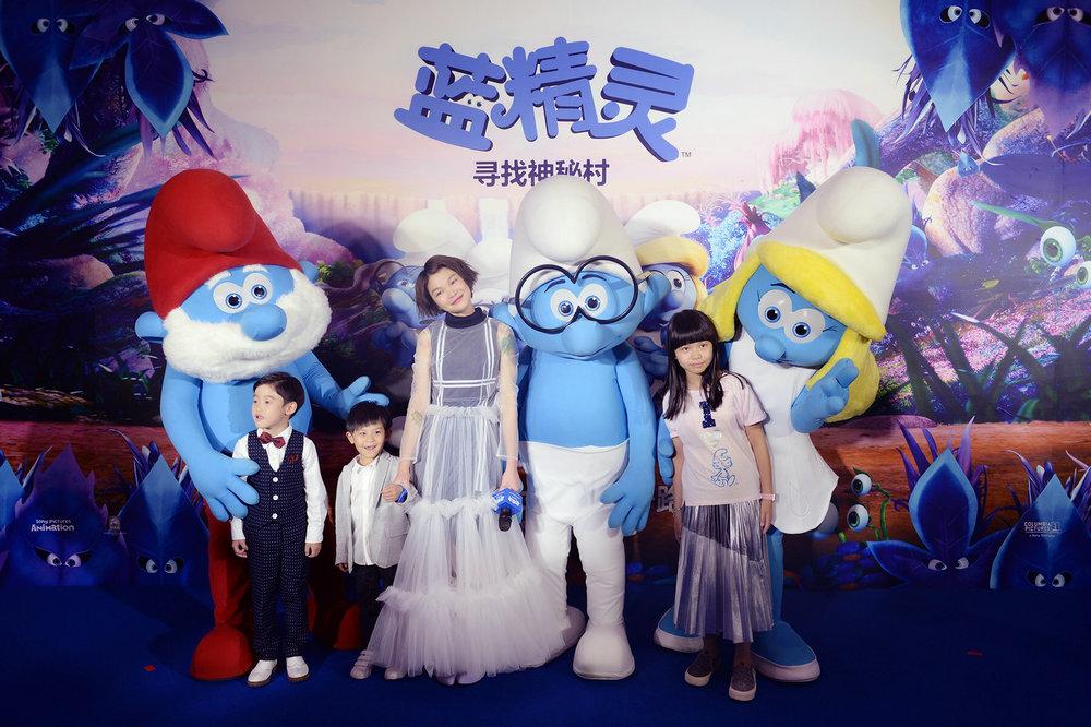 《蓝精灵:寻找神秘村》将登陆中国