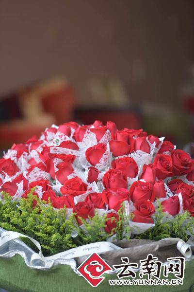 """晋宁打造""""世界花都"""" 花卉总产值超14亿元"""