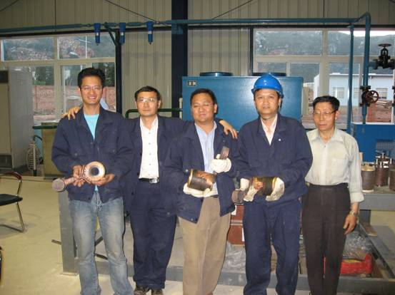 云南铜业铸铜转子驱动绿色未来