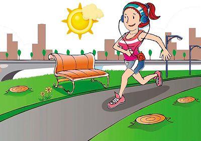 出汗越多越好?春季运动当心六大误区