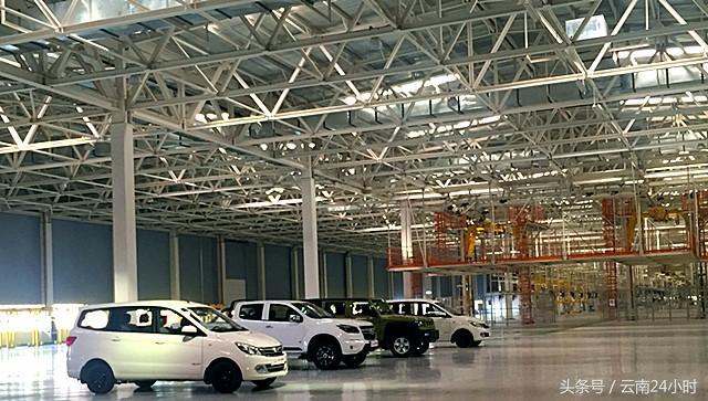 北汽瑞丽年底投产,产品辐射我国西南地区和东南亚诸国
