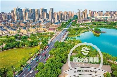 西安户籍人口城镇化率 位列中国城市前三名