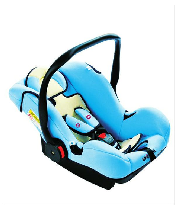 家用轿车为何少见儿童安全座椅