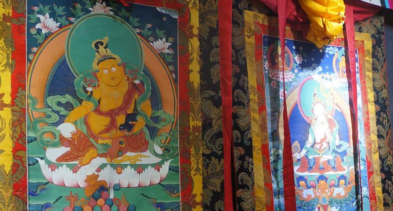 第三届中国唐卡艺术节9月10日至10月10日举办