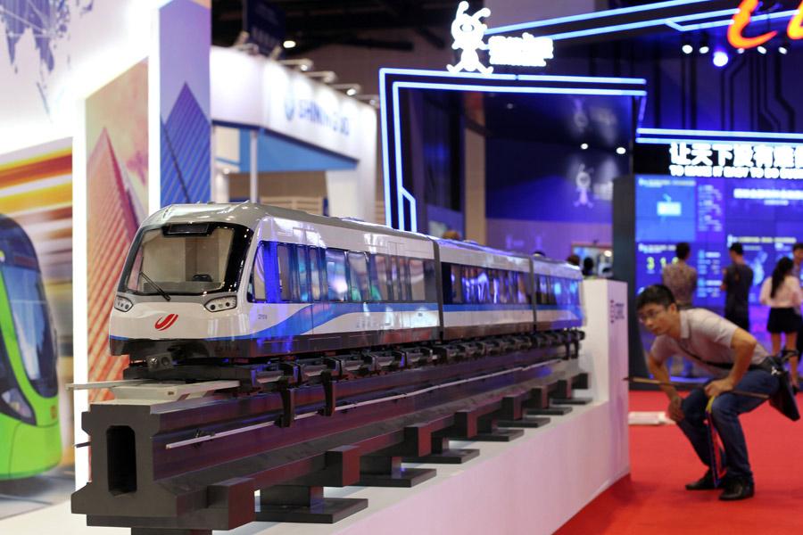 科技产品借助博览会拓展东盟市场