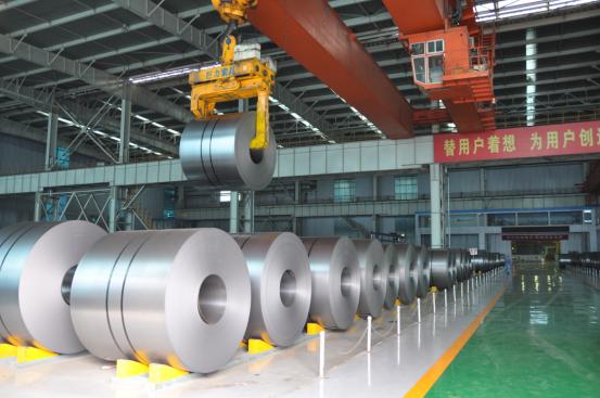 河钢邯钢为客户成功开发搅拌机专用钢