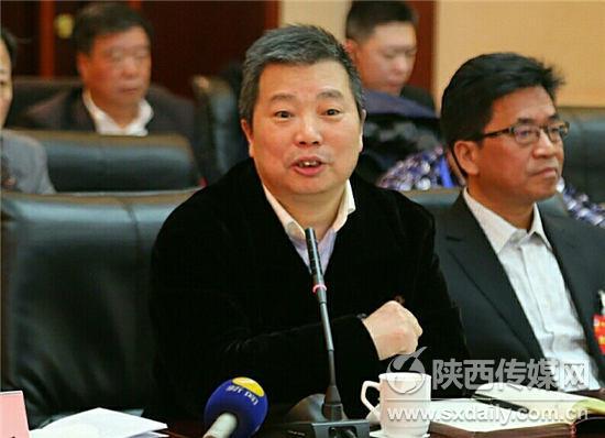 陕西省政协委员建言发展不均:陕西企业急需打破传统思维模式