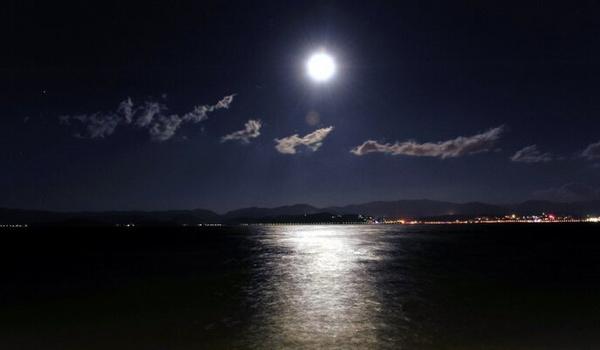 乡愁大理︱苍洱秋月