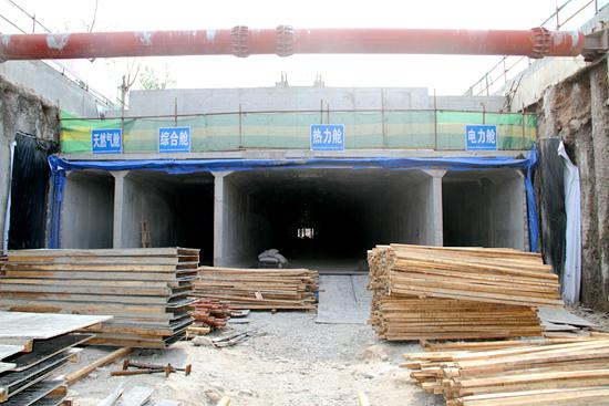 延吉市城市地下综合管廊施工进入新阶段 - tianyawangzhe1985 - tianyawangzhe1985的博客