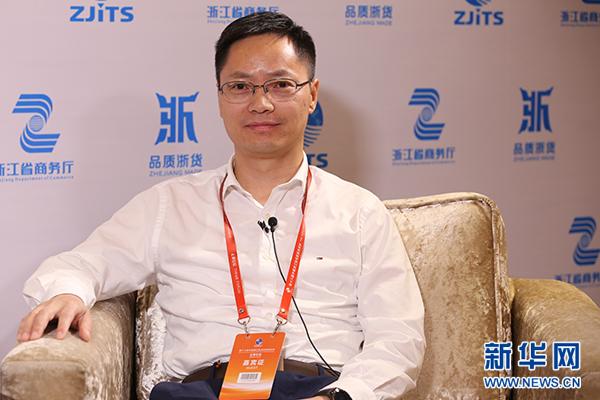 """邵国强:金华打造世界最大专业市场加速融入""""一带一路"""""""