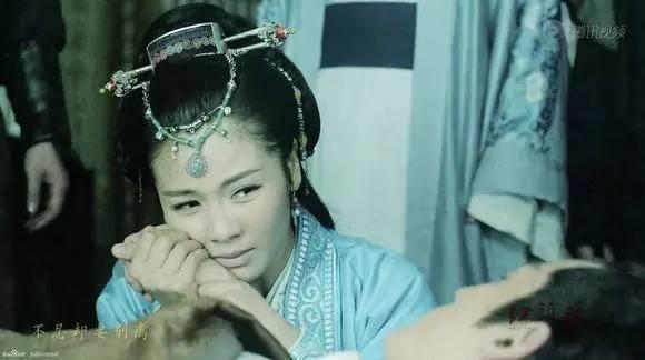 古装剧里的蓝衣女子:赵丽颖杨幂娜扎谁最美