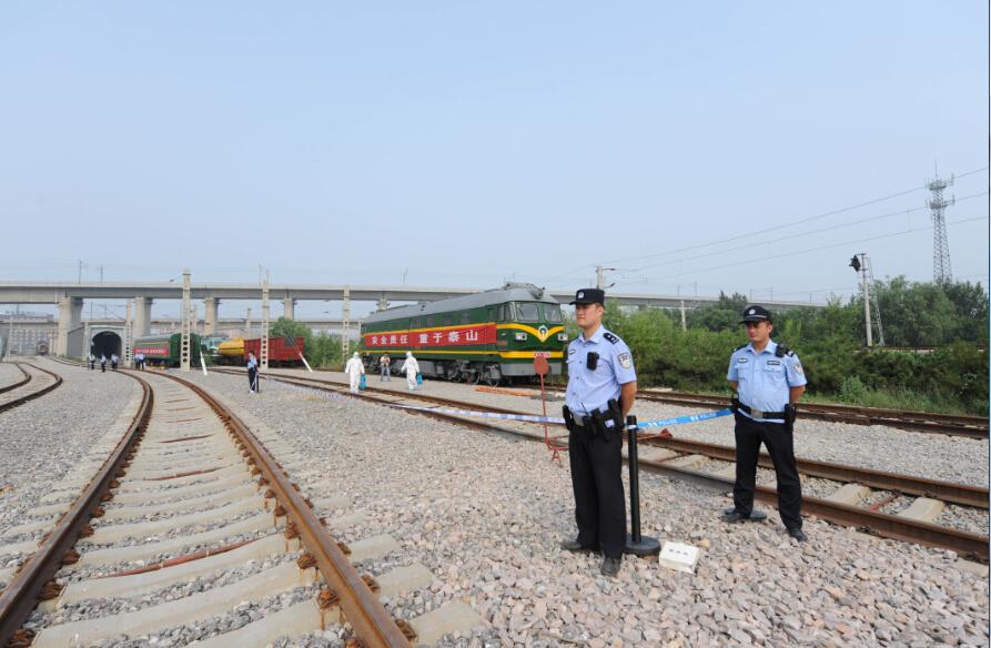 太原铁路局强化演练提升应急处置能力