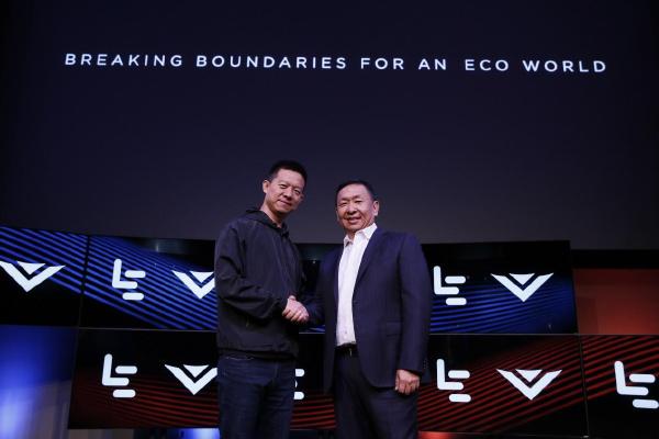 乐视20亿美金收购美最大智能电视巨头Vizio
