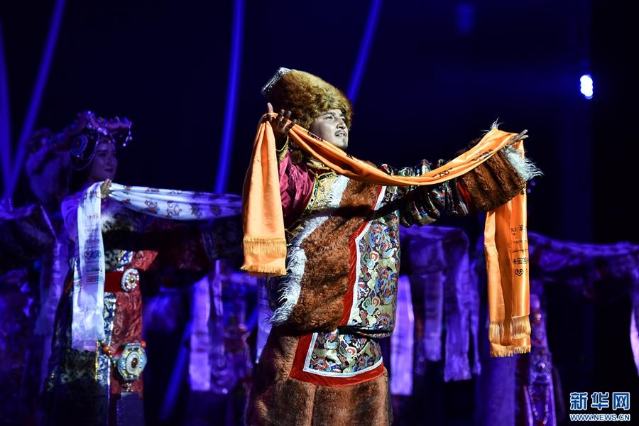 第十届中国国际民间艺术节在西宁开幕