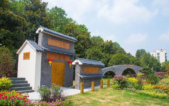 """微缩版运河景观""""点亮""""杭州街头"""