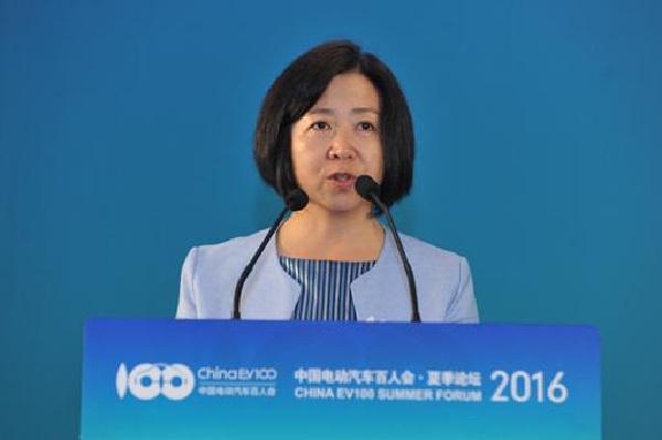 财政部宋秋玲:加强监管 新能源汽车补贴将有四大调整
