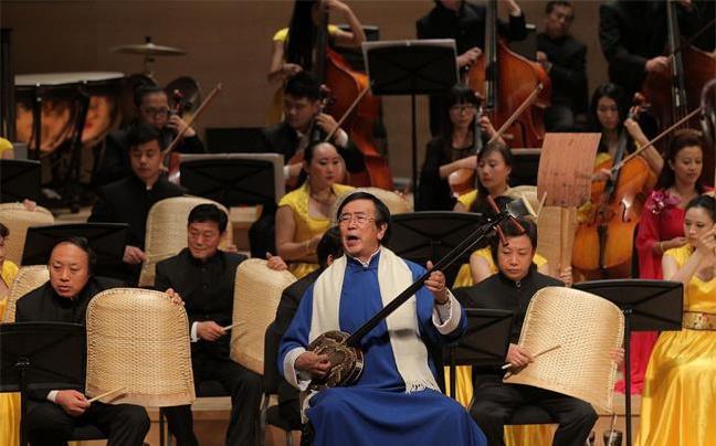 中国民乐奏响斯里兰卡
