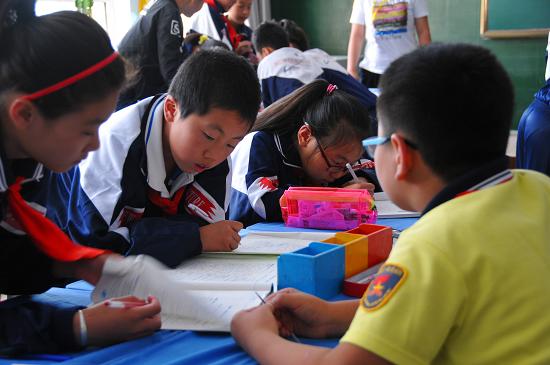 乌兰察布市扎实推进课堂教学改革 积极营造良好育人氛围