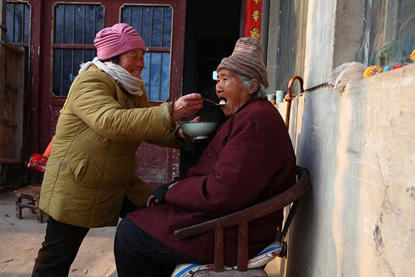 泾阳农村养老服务试点项目