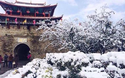 乡愁大理︱四季▪冬
