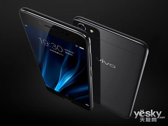 Vivo X9拍照功能亮了:高端版前后都配双摄