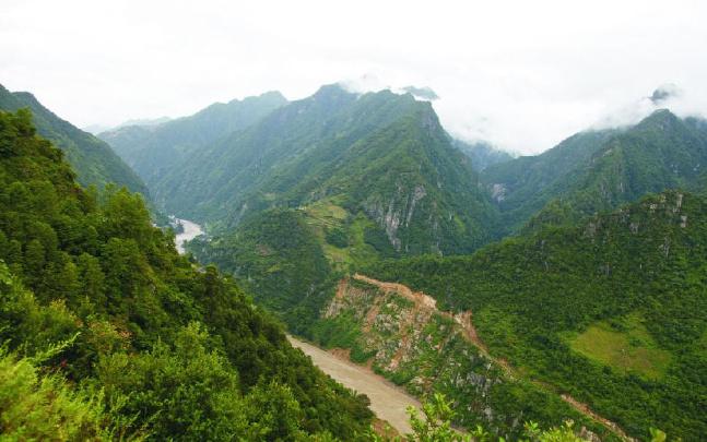 怒江全力打造知子罗国际旅游度假区