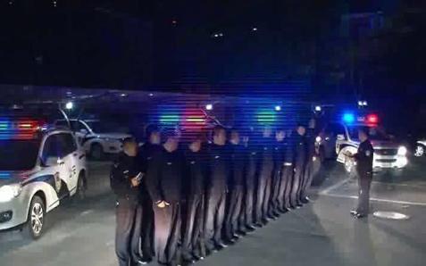 警方清晨出击 200余人传销授课窝点被端
